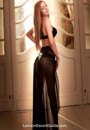 South Kensington english Heidi london escort