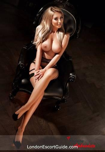 Kensington 300-to-400 Abbie london escort