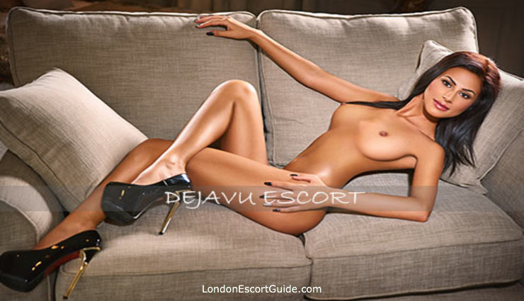 South Kensington brunette Marisol london escort