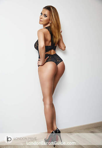South Kensington busty Alma london escort