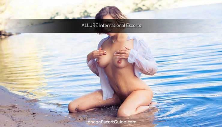 Victoria english Alice london escort
