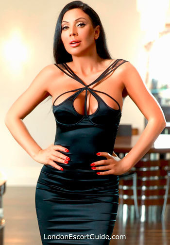 Paddington brunette Bella london escort