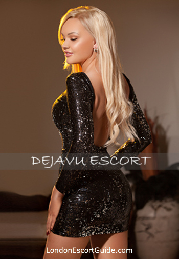 South Kensington blonde Amelia london escort
