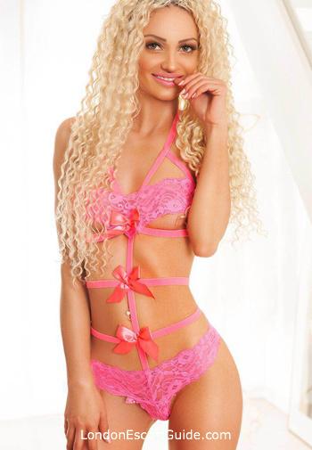 Earls Court blonde Mareena london escort