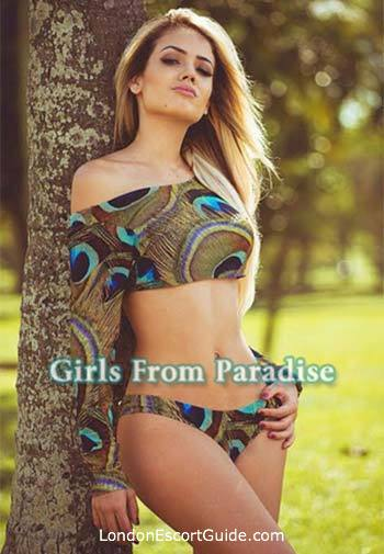 Earls Court latin Julia Pierre london escort