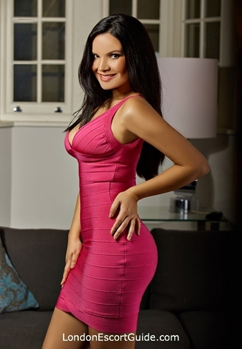 Kensington latin Gabriela london escort