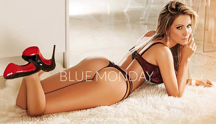 Knightsbridge busty Bianca london escort