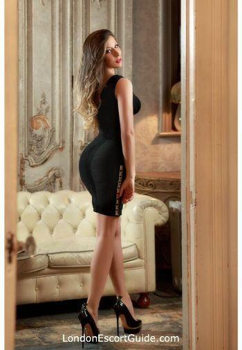 Mayfair pvc-latex Bianca london escort