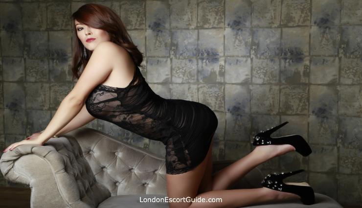 Central London busty Adonia london escort
