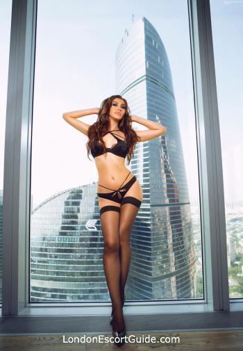 South Kensington elite Vlasta london escort