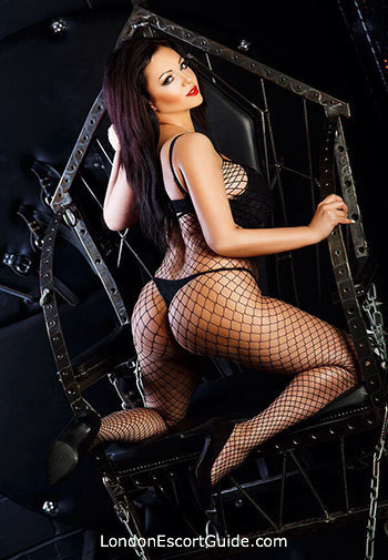 Bayswater pvc-latex Sara london escort