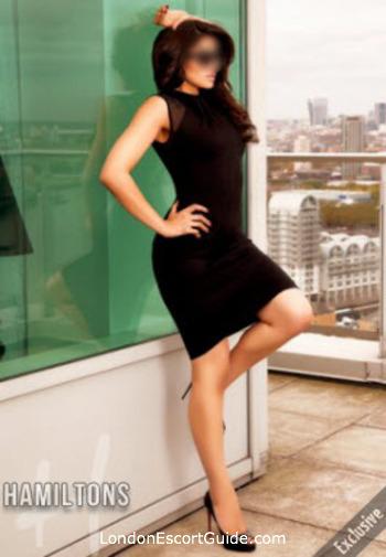 Westminster brunette Ria london escort