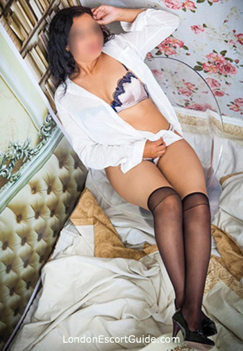 Paddington brunette Asha london escort