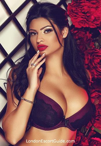 South Kensington value Aralyn london escort