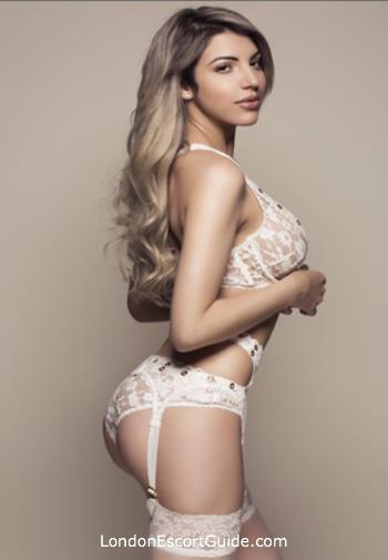 Kensington Olympia elite Bruna london escort