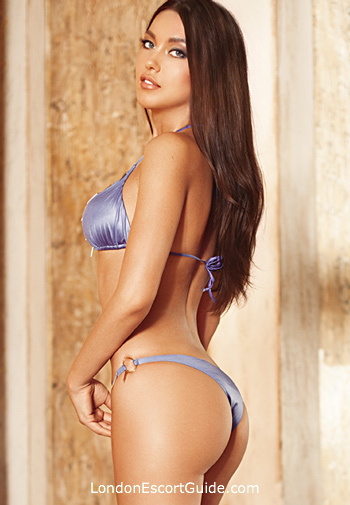 Knightsbridge a-team Elvina london escort