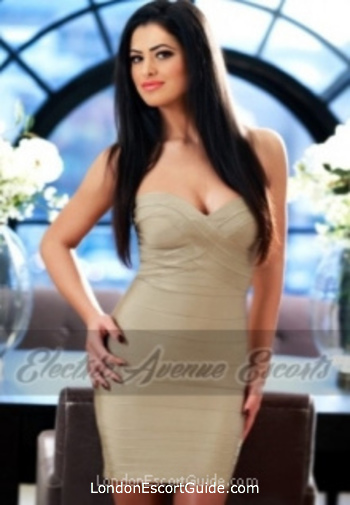South Kensington busty Alison london escort