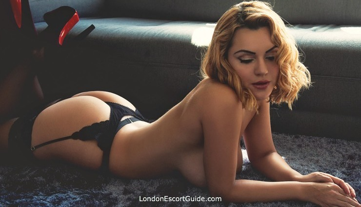 West End english Tilly london escort