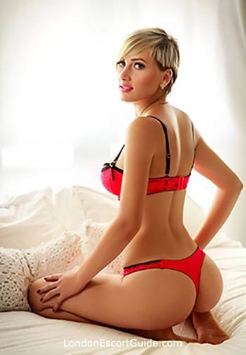 Earls Court blonde Alexandra london escort