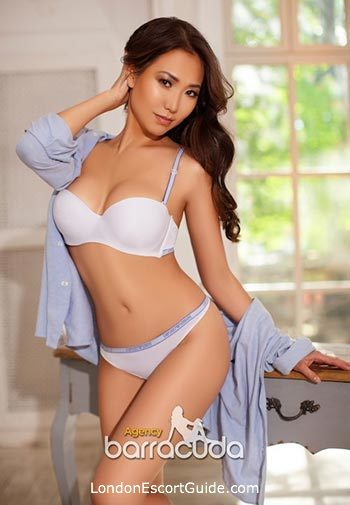 Earls Court brunette Liliya london escort