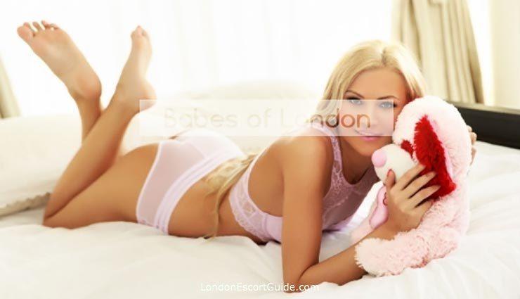 Bayswater blonde Lorenna london escort