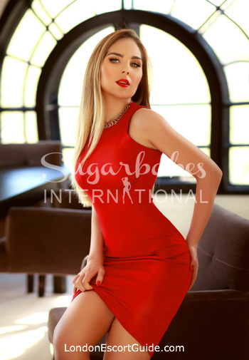 Earls Court blonde Marika london escort