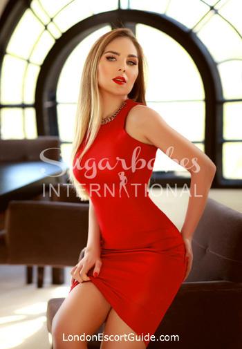 Earls Court blonde Marika london escort