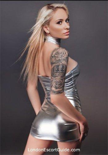 Bayswater blonde Mistress Emma london escort
