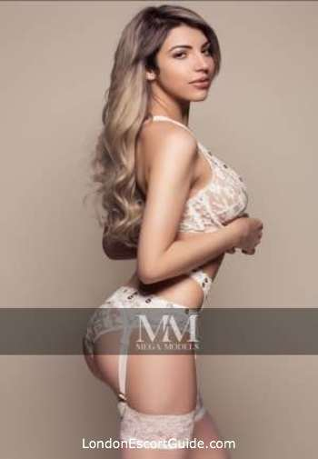 South Kensington busty Belle london escort