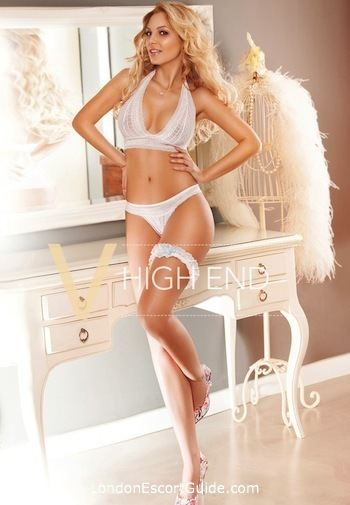 South Kensington blonde Rita london escort