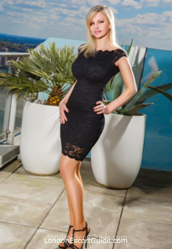 Paddington blonde Lilly london escort