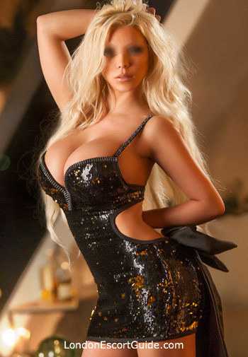 Lancaster Gate blonde Celeste london escort