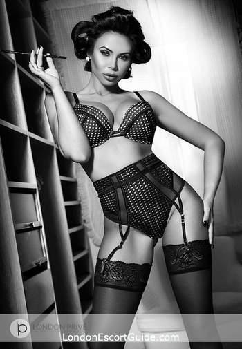 Kensington Olympia busty Chantal london escort