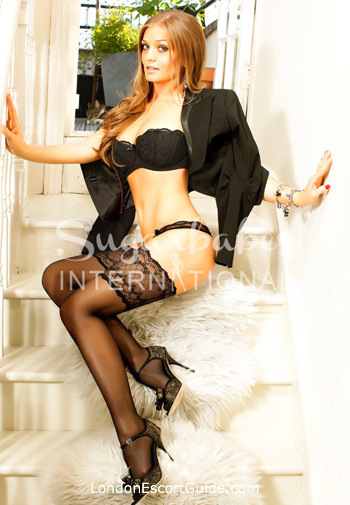 central london elite Rita Faltoyano london escort