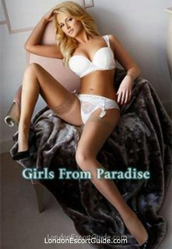 South Kensington blonde Nancy london escort