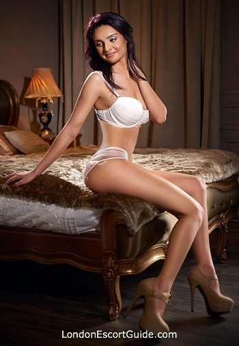 Notting Hill brunette Marina london escort