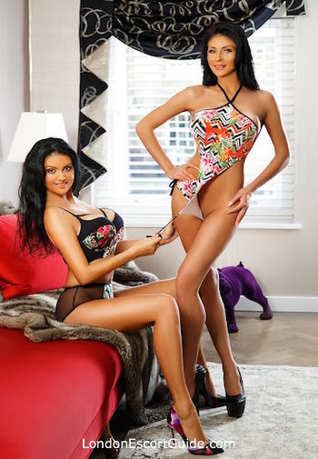 Paddington Akira & Denise london escort