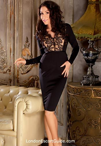 South Kensington value Anna london escort