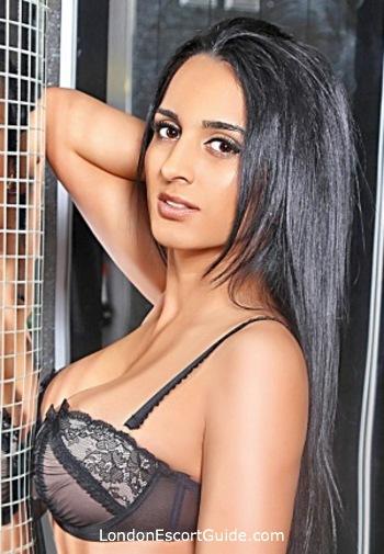 Gloucester Road brunette Yazmin london escort