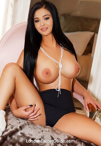 Gloucester Road brunette Lilly london escort
