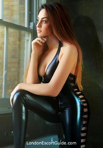 Paddington brunette Darya london escort
