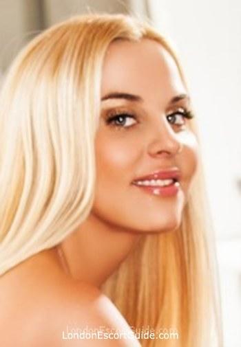 Mayfair east-european Katja Andersson london escort