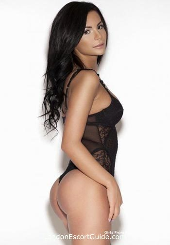 central london brunette Erika london escort