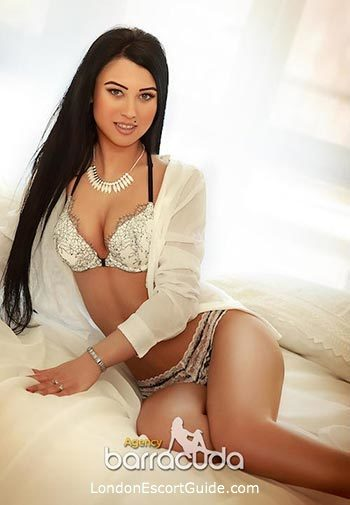 Paddington brunette Mira london escort