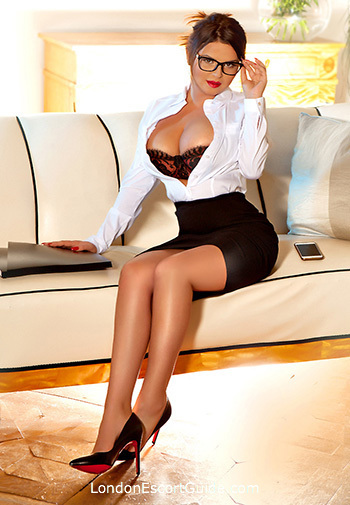 Marylebone value Zoë london escort