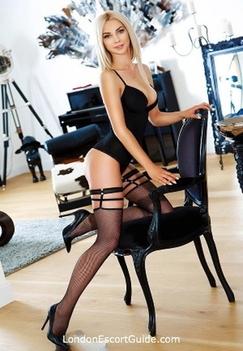 Bayswater blonde Irina london escort