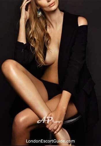 Outcall Only blonde Alessya london escort