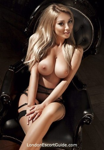 Kensington a-team Camille london escort