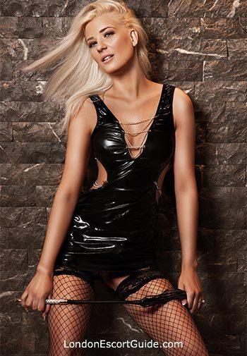 South Kensington blonde Ada london escort