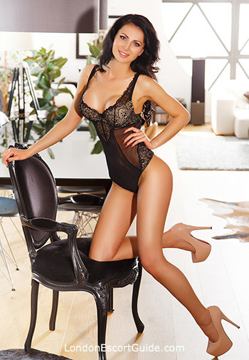 South Kensington east-european Anabel london escort